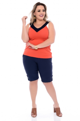 REGATA VITORIA PLUS SIZE