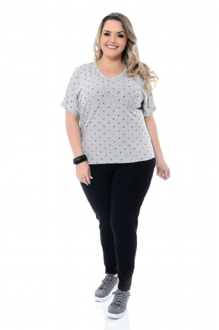 BLUSA GIRLS PLUS SIZE